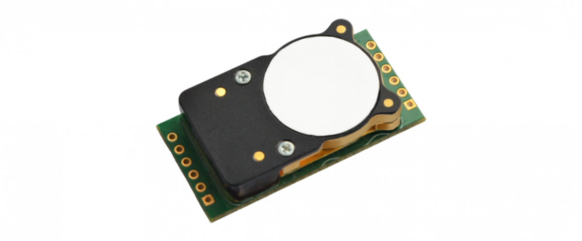 New Ultra-Low-Power CO₂ Sensor from Gas Sensing Solutions